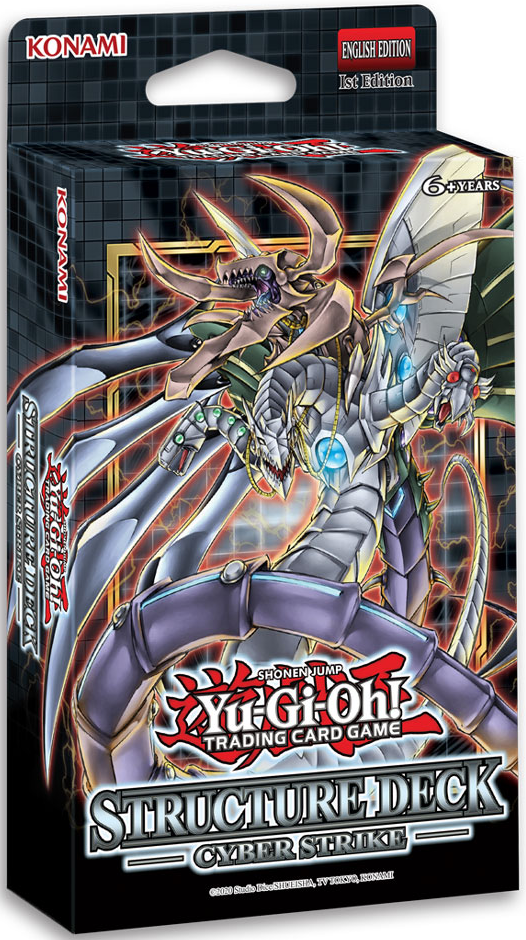 Yu-Gi-Oh: Structure Deck - Cyber Strike