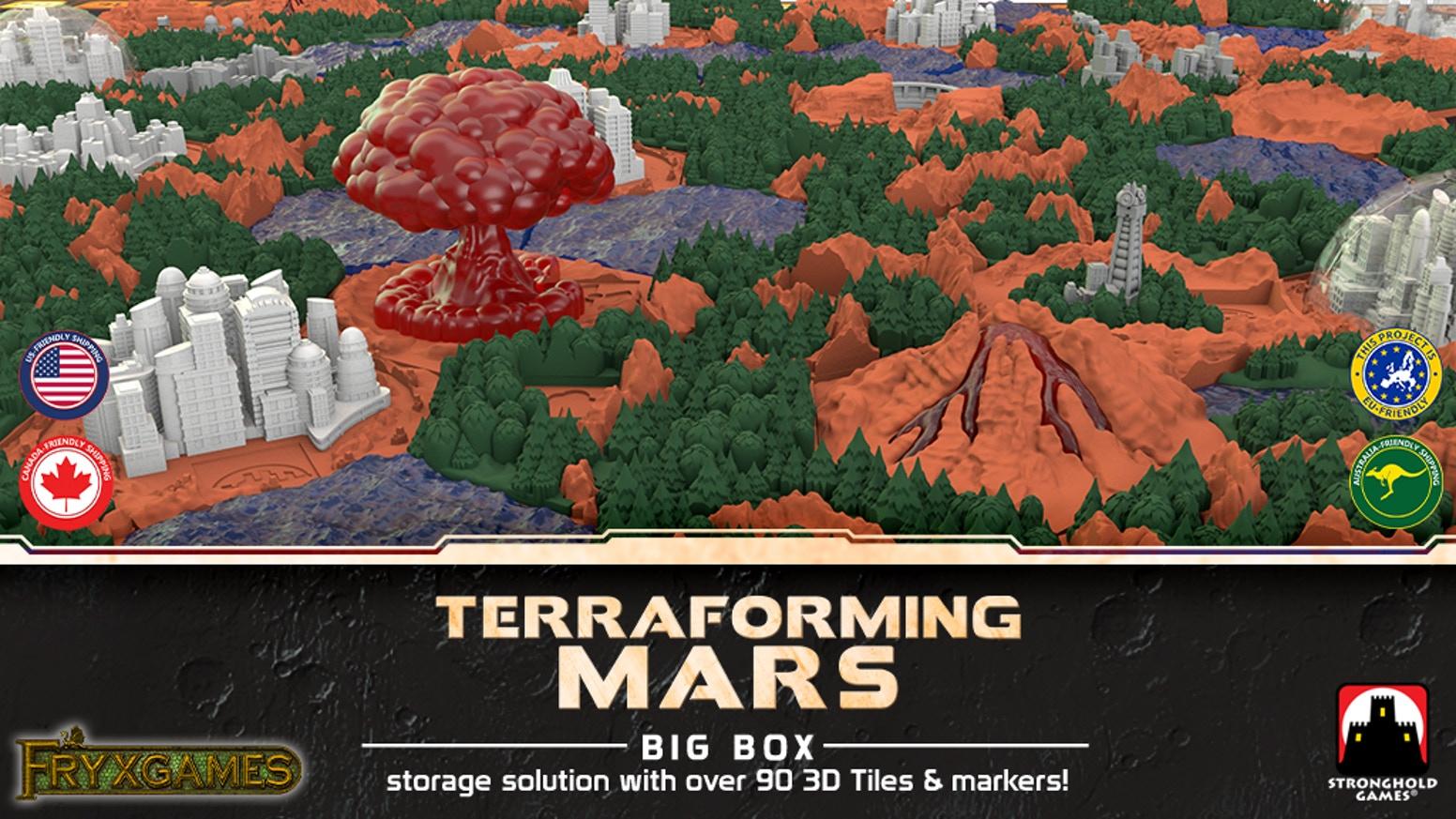 Terraforming Mars Big Box NL