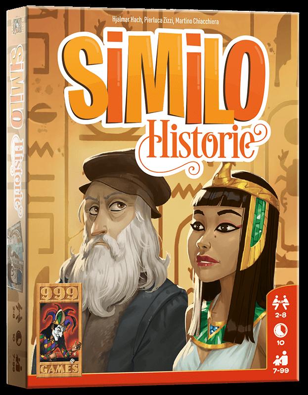 Similo: Historie - Kaartspel