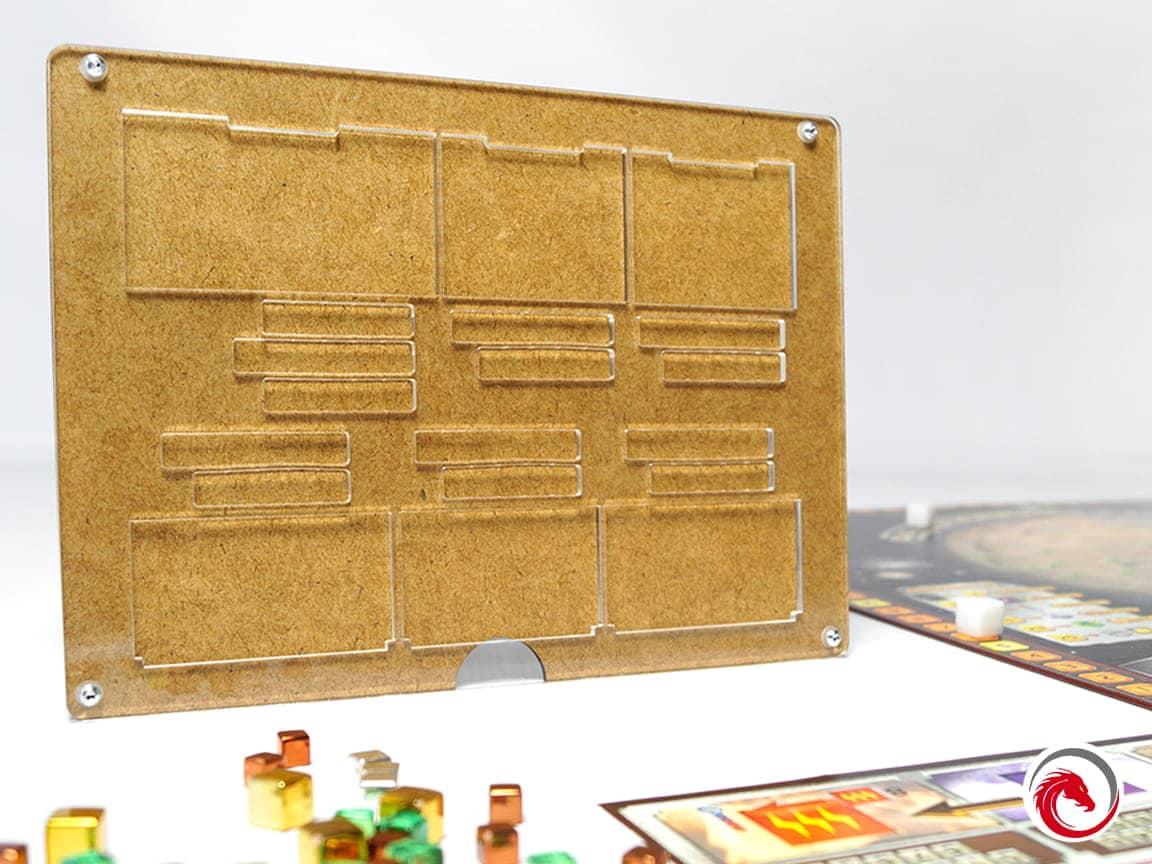 Organizer compatible with Terraforming Mars