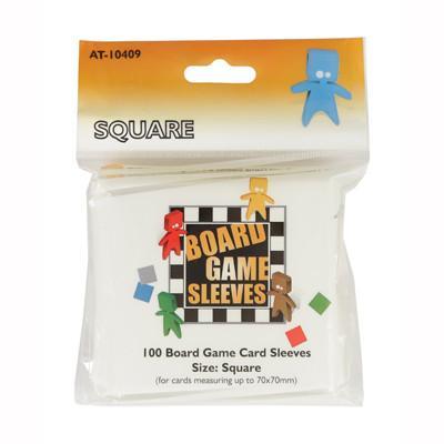 Board Game - Square (70x70mm)