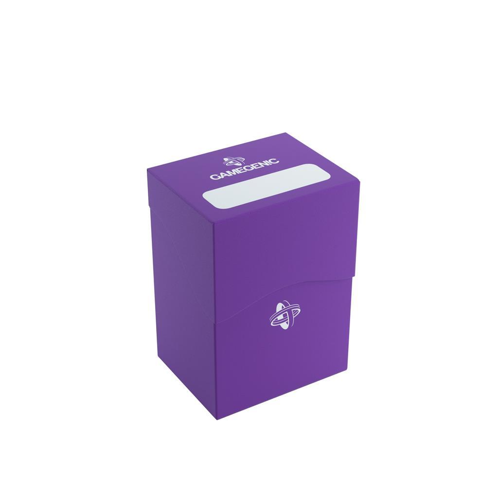 Deckbox: Deck Holder 80+ Purple