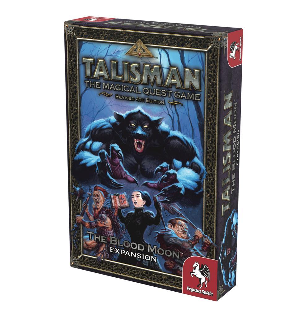 Talisman 4th Edition - The Blood Moon