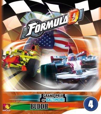 Formula D - Uitbreiding 4: Baltimore/Buddh
