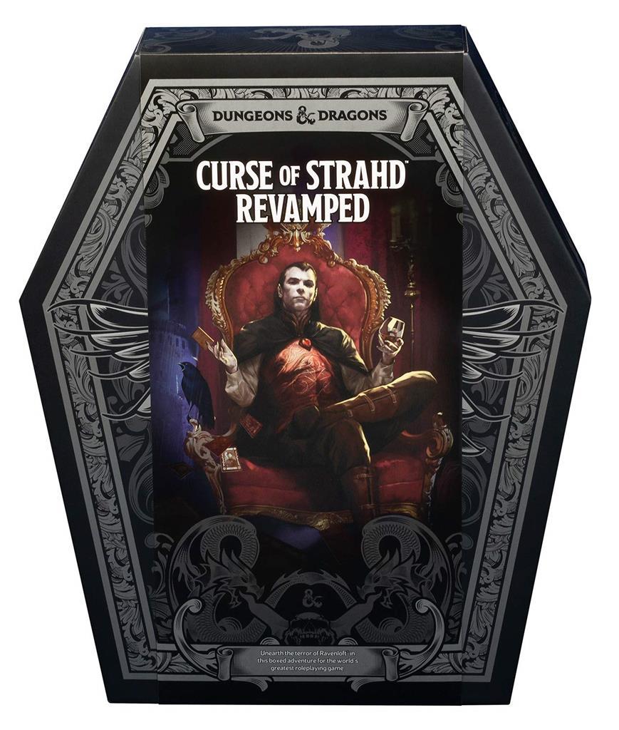 D&D 5.0 - Curse of Strahd Revamped