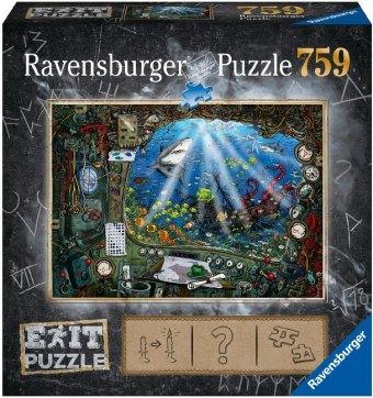 Exit Puzzel: In de Onderzeeër - (759)