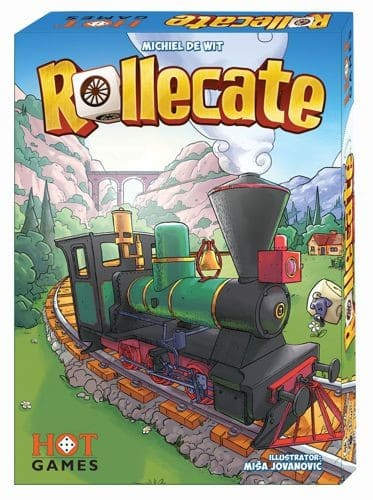 Rollecate - kaartspel - NL / EN