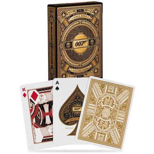 Pokerkaarten Bicycle James Bond 007