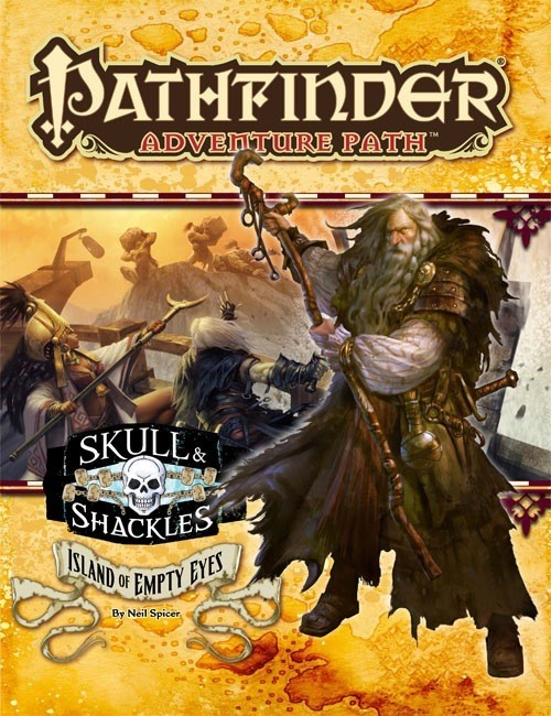 Pathfinder: Island of Empty Eyes (Skull & Shackles 4 of 6)