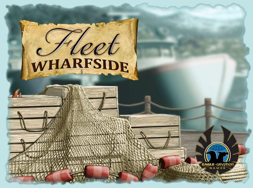 Fleet Wharfside - Kaartspel