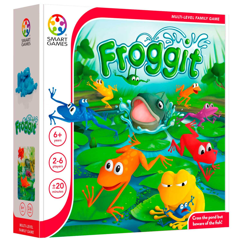 Froggit - Bordspel