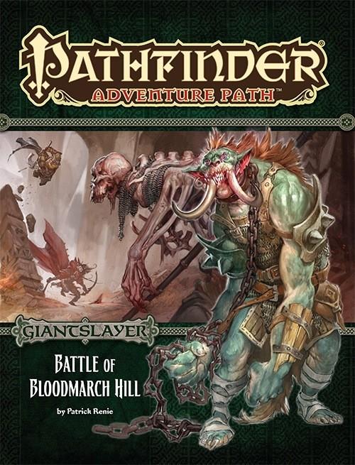 Pathfinder: Battle of Bloodmarch Hill (Giantslayer 1 of 6)