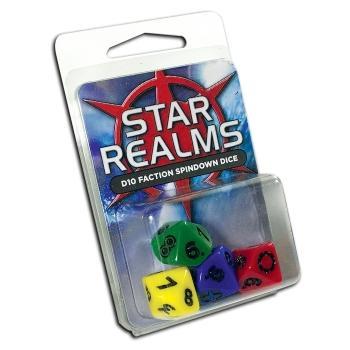 16mm Dice - Star Realms
