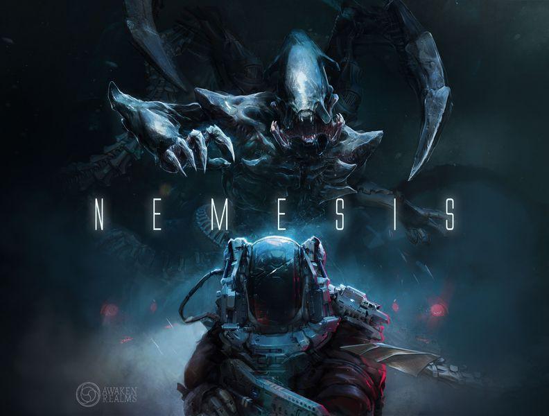 Nemesis 2.0 - Bordspel
