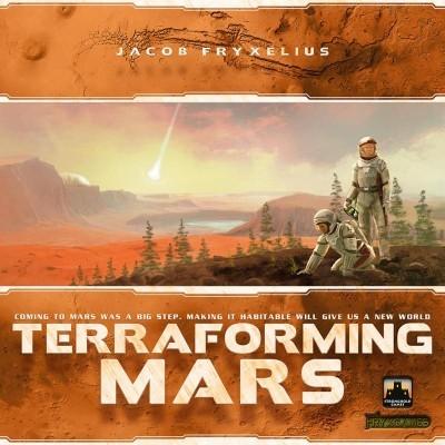 Terraforming Mars (EN) - Bordspel