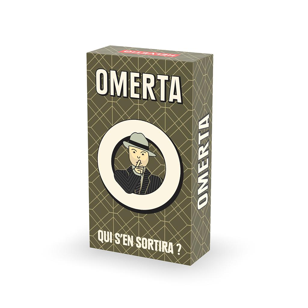 Omerta - Kaartspel