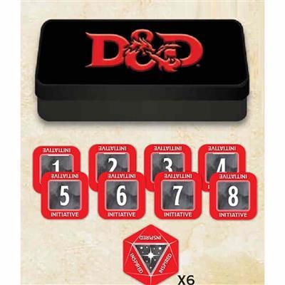 D&D Dungeon Master's Token Set