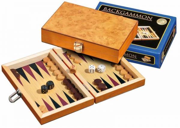 Reis Backgammon Cassette Korinth