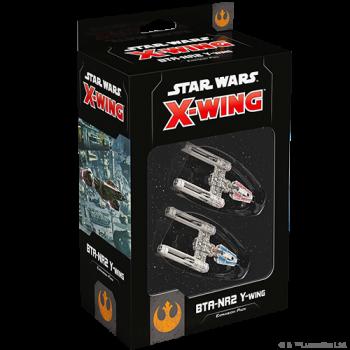 Star Wars X-Wing 2nd Ed: BTA-NR2 Y-Wing - EN