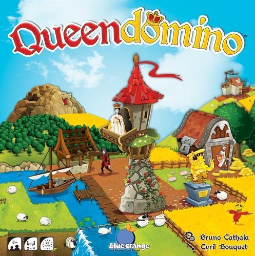 Queendomino English
