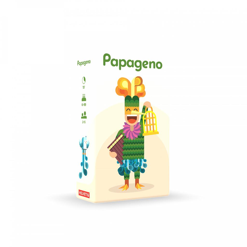 Papageno - Kaartspel
