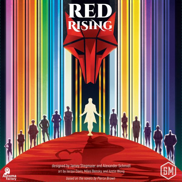 Red Rising - Kaartspel