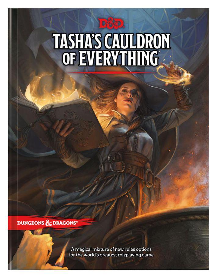 D&D 5.0: Tasha's Cauldron of Everything