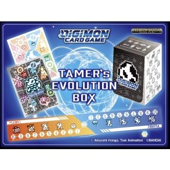 Digimon Card Game - Tamer's Evolution Box PB-01