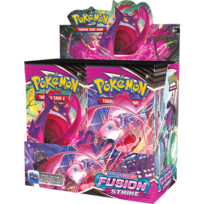 Pokemon: Fusion Strike - Collector's Mini Album