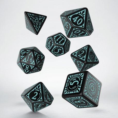Pathfinder Iron Gods Dice Set (7)