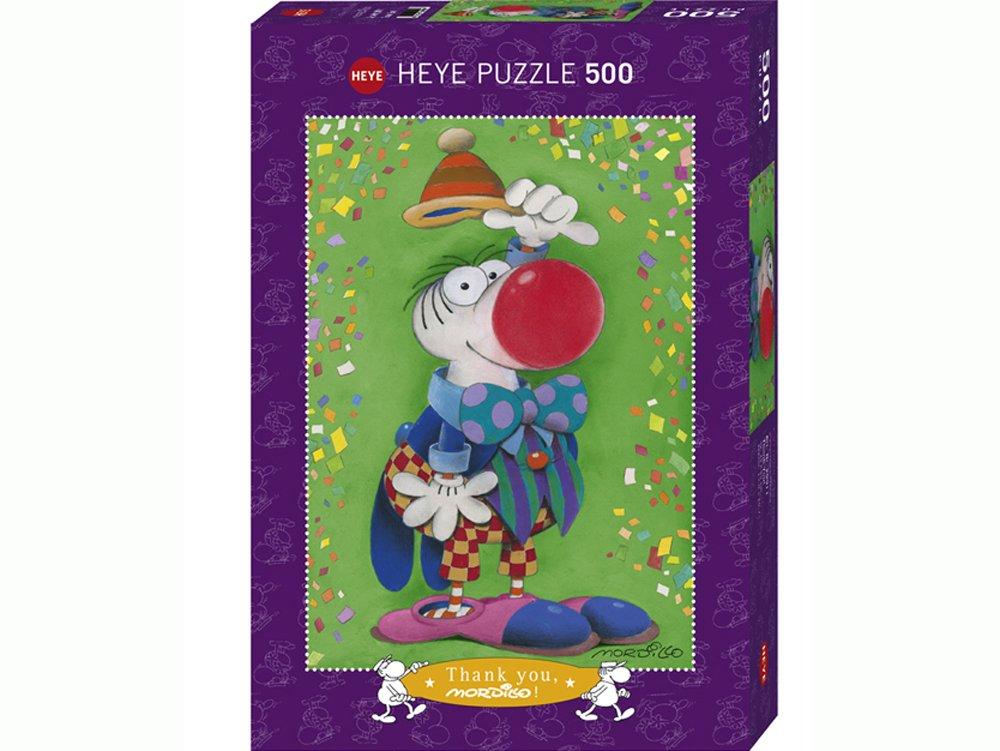 Puzzel Thank You! Mordillo - 500 stukjes