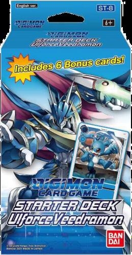 Digimon Card Game: Starter Deck - UlforceVeedramon
