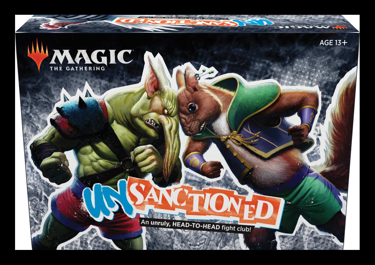 Magic: Unsanctioned