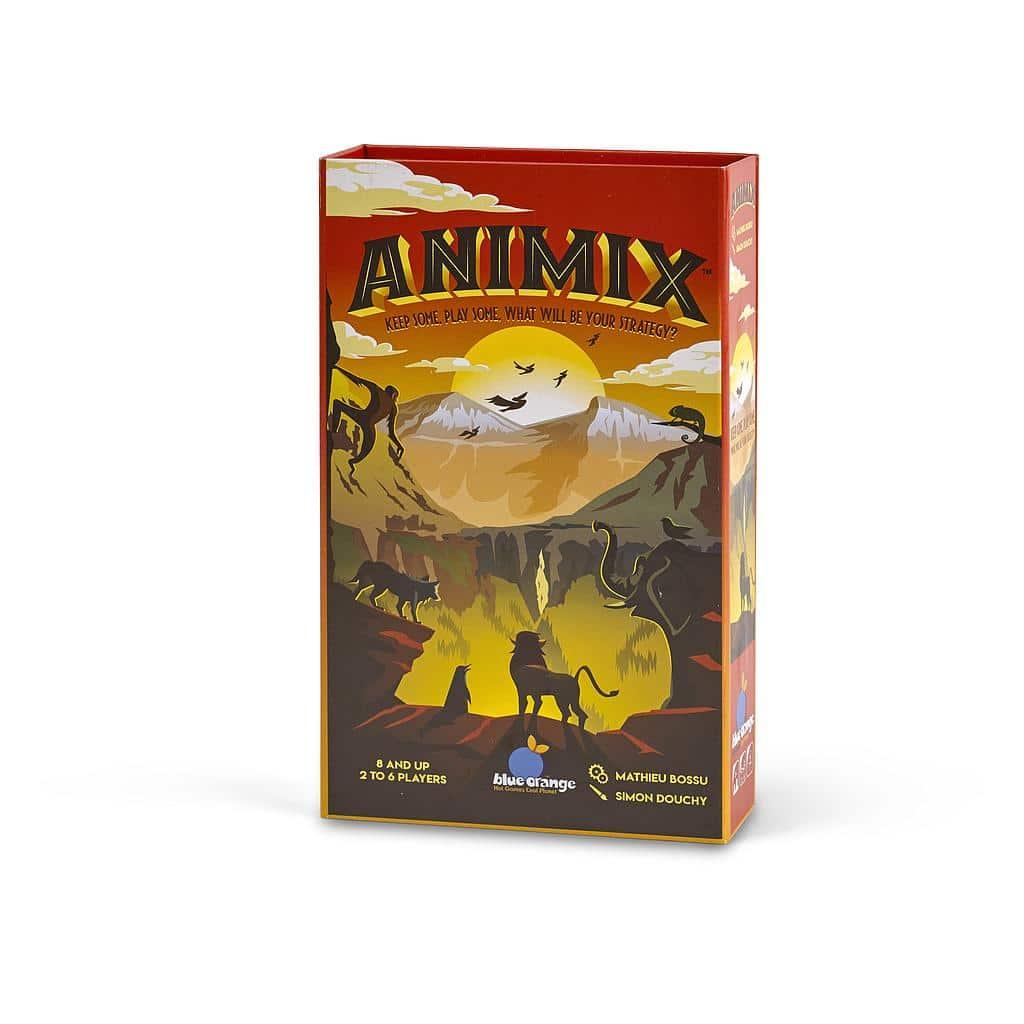 Animix - Kaartspel
