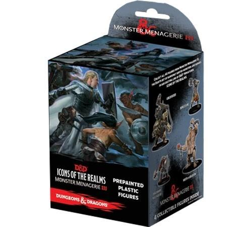 Dungeons & Dragons Miniatures: Monster Menagerie 3 - Boosterbrick