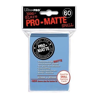 Sleeves: Pro-Matte Light Blue Small