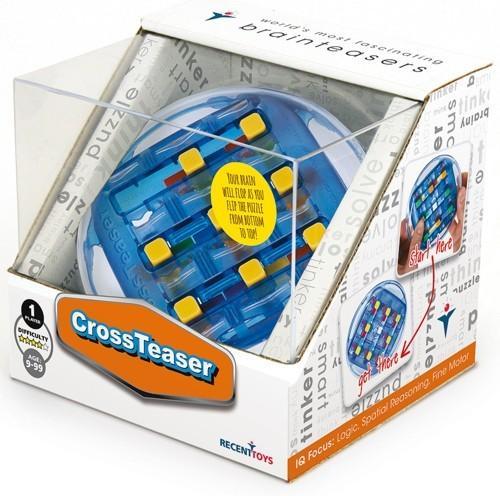 Cross-Teaser 3D Brainpuzzel