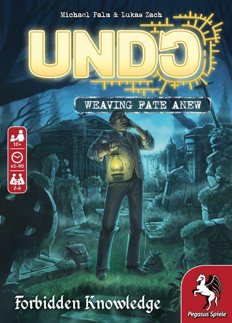 Undo: Forbidden Knowledge EN