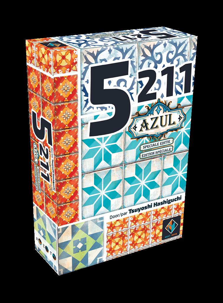 5211 Azul - Kaartspel