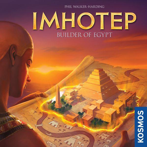 Imhotep - English - Bordspel