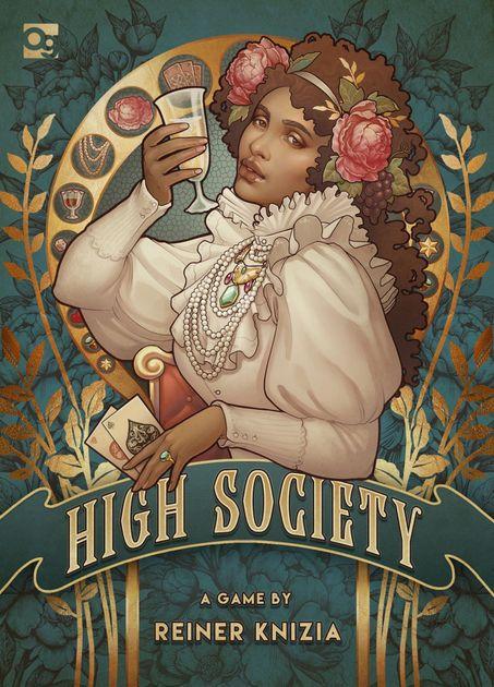 High Society - Kaartspel