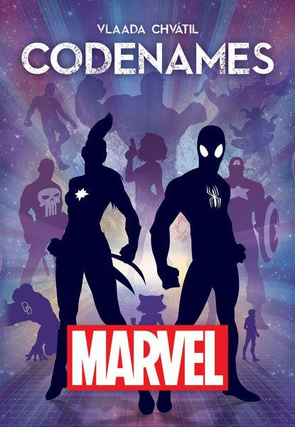 Codenames Marvel - Partyspel