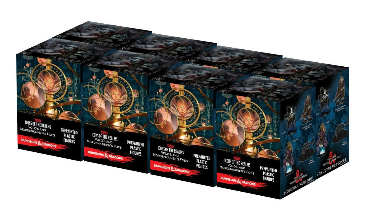 D&D Icons of the Realms: Volo & Mordenkainen's Foes - Booster Brick