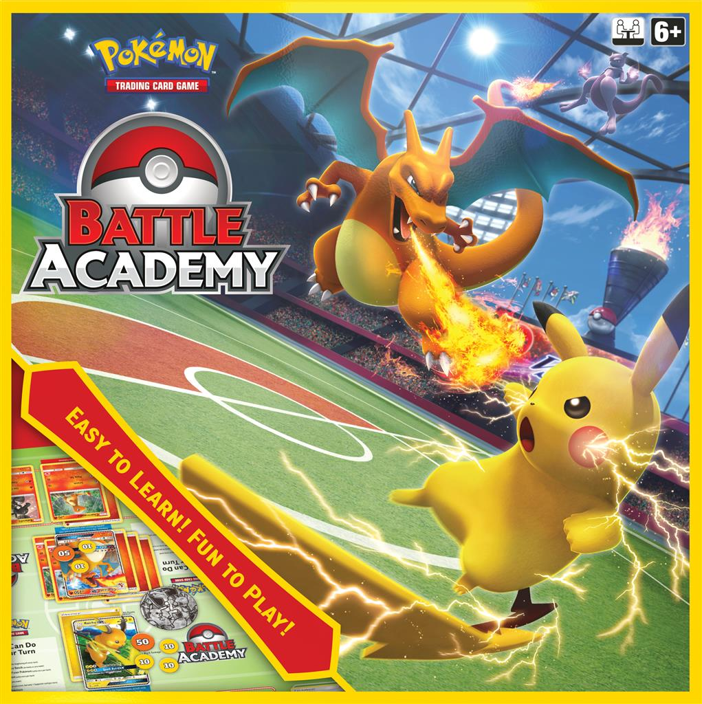 Pokemon: Battle Academy