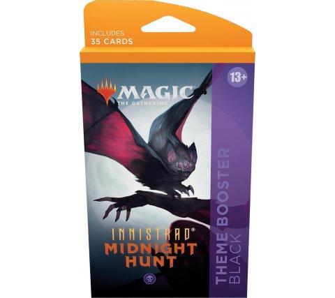 Magic: Innistrad Midnight Hunt - Theme Booster: Black