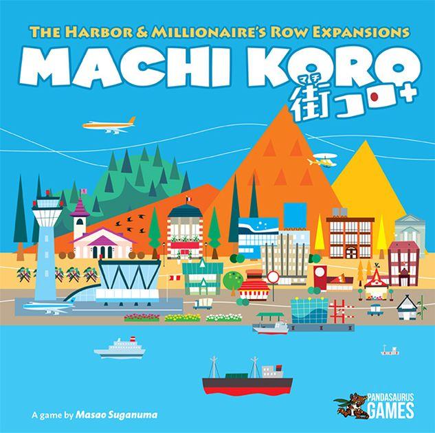 Machi Koro - 5th Anniversary Expansions