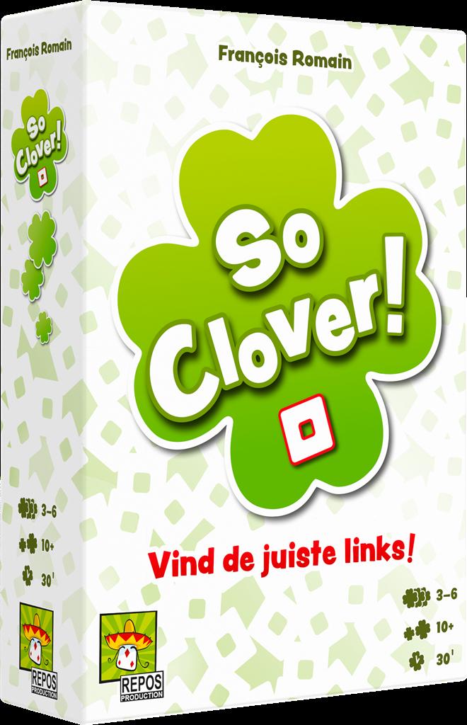 So Clover! - Partyspel