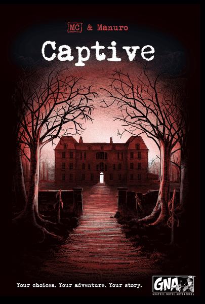 Comic-Game: Captive