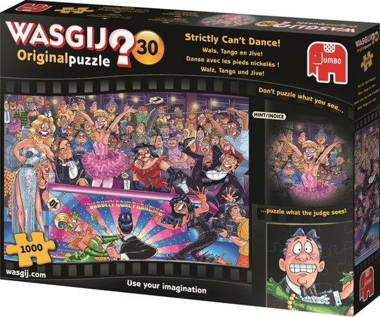 Wasgij Original 30 - Wals, Tango en Jive! (1000)