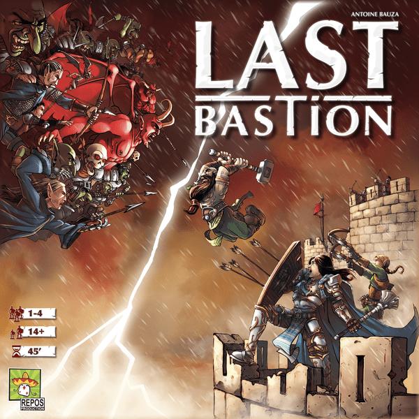 Last Bastion - Bordspel